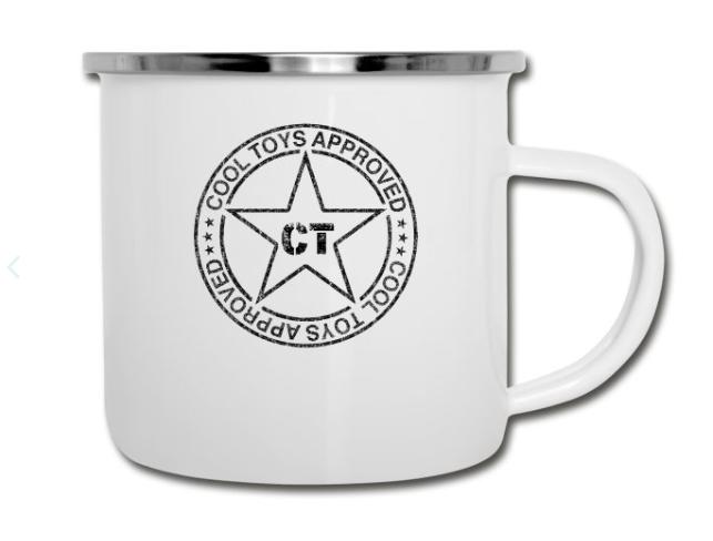 CoolToys Approved Camp Mug
