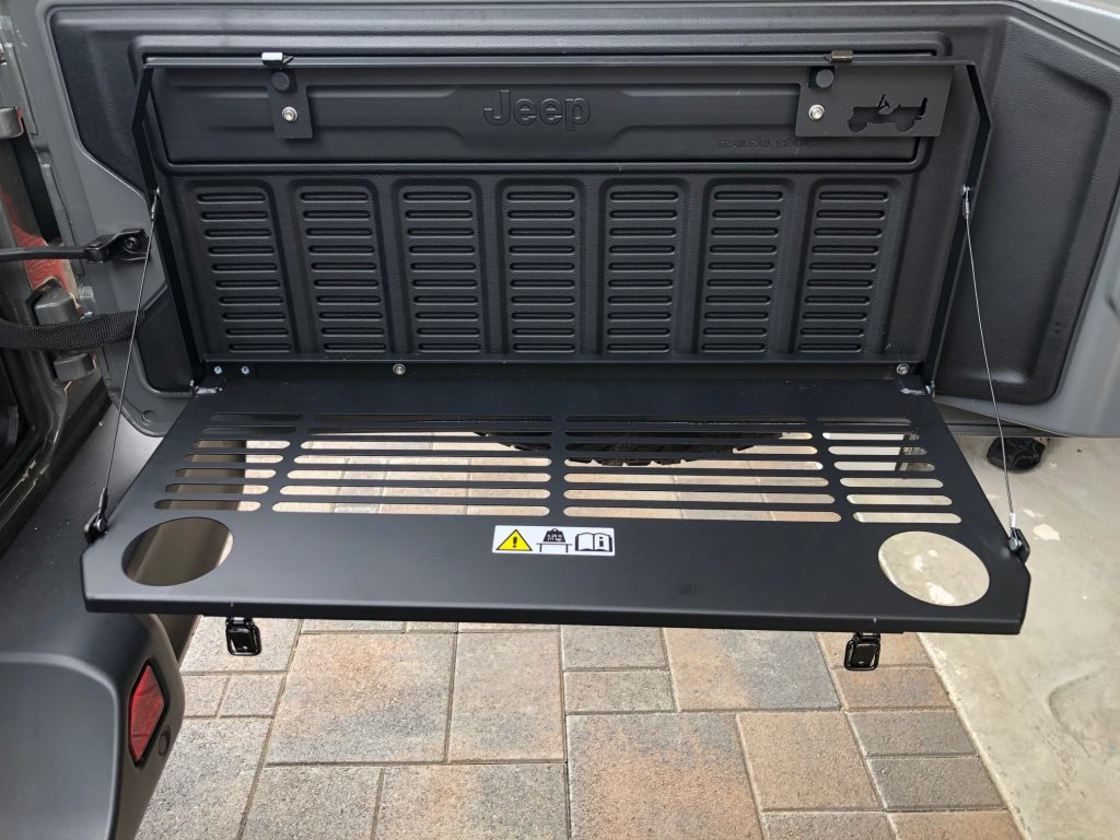 Jeep JL Door Tray