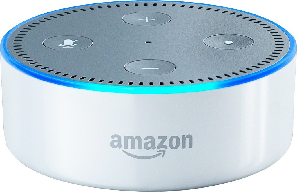 Echo Dot and A-bus