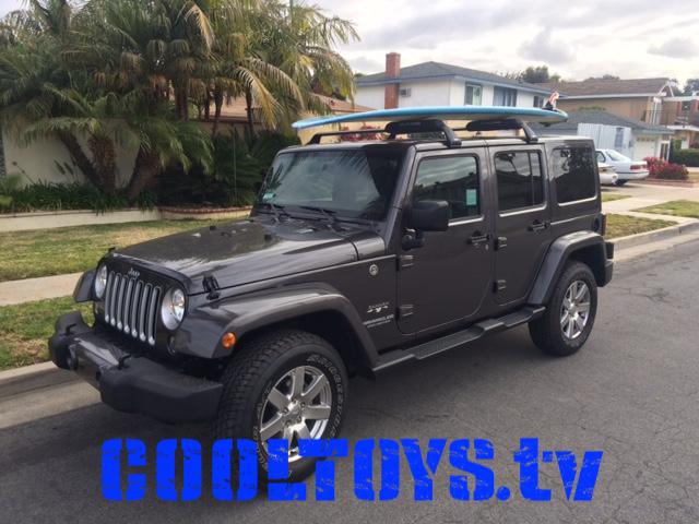 2016 Jeep JK CoolToys Edition