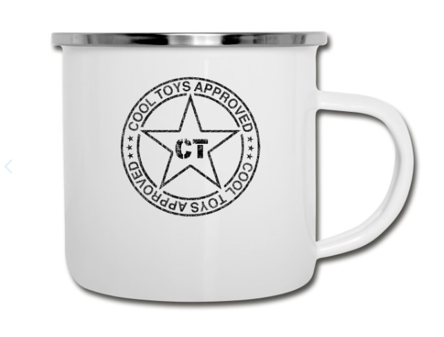CoolToys Approved Camp Mug