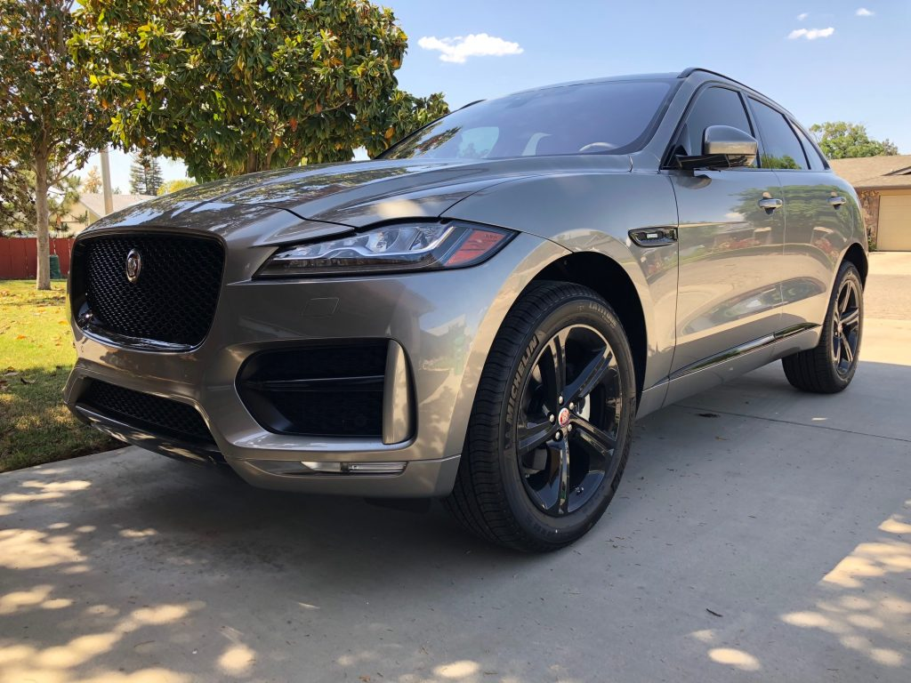 Jag F-Pace - Almost a CoolToy
