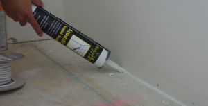 Acoustiblok Caulk - Don't Miss any leaks