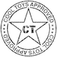 CoolToys Approved Stamp XS