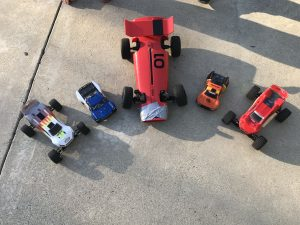 Cars, Cars and RC Cars