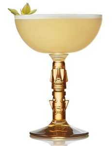 Libbey Tiki Coupe.  It's cool because it's Tiki